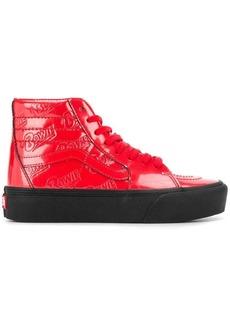 Vans Bowie hi-top sneakers