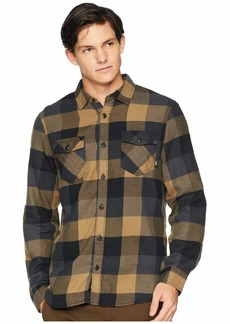 Vans Box Long Sleeve Flannel