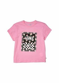 Vans Boxed Rose (Big Kids)