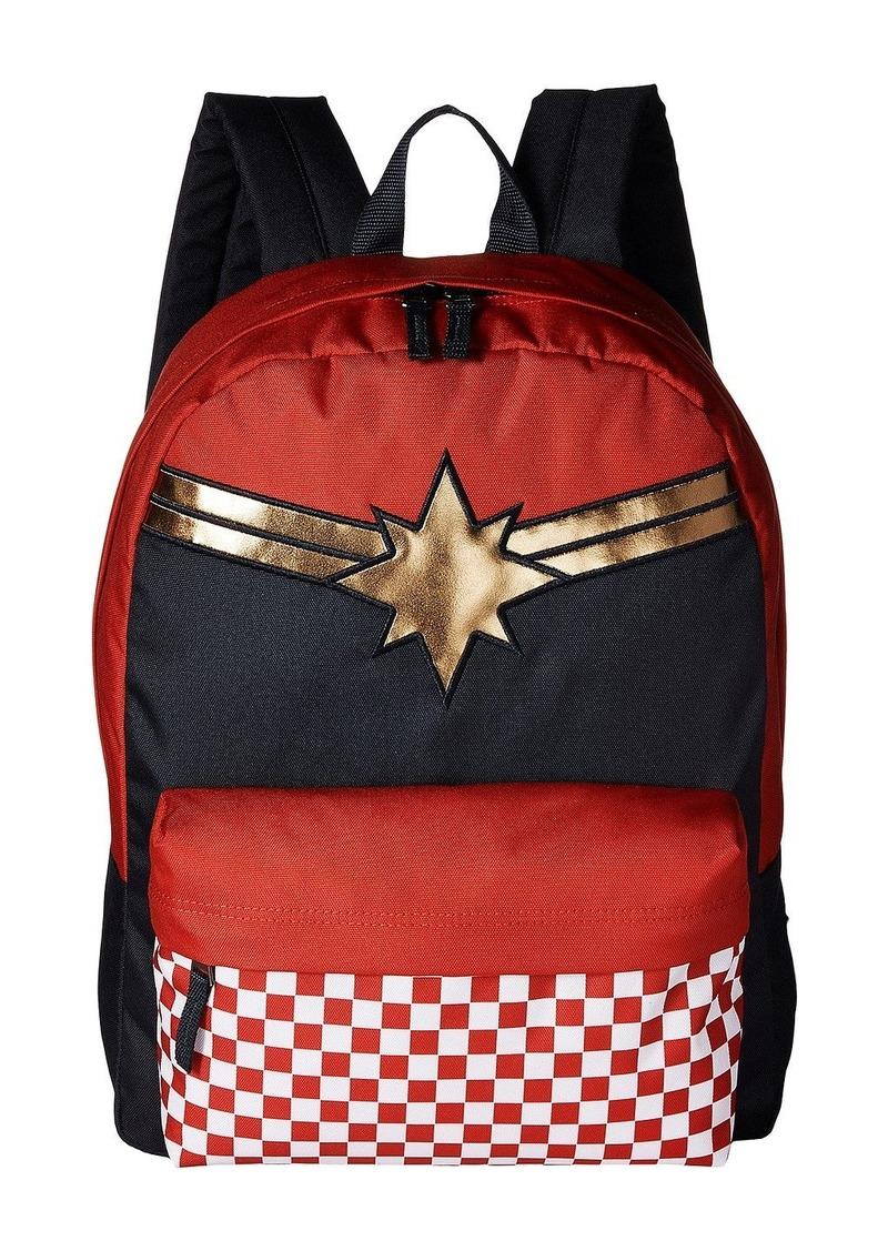 Vans Captain Marvel Realm Backpack  c232e327518ad