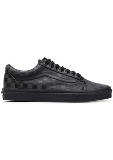Vans check lace-up sneakers