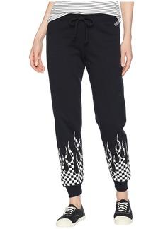 Vans Checker Flame Sweatpants
