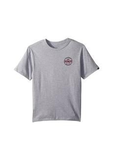 Vans Checkerboard Co T-Shirt (Big Kids)