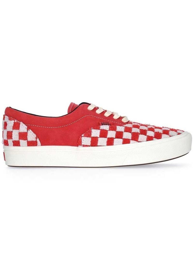 Vans checkered low tops