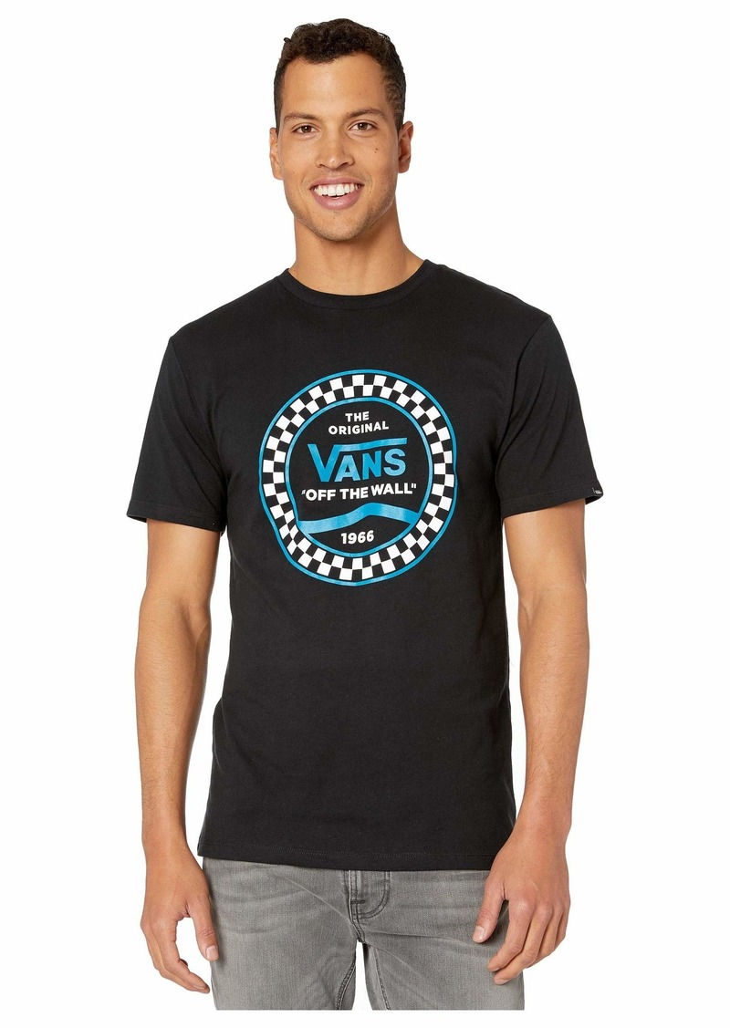 Vans Checkered Side Stripe II Short Sleeve T-Shirt