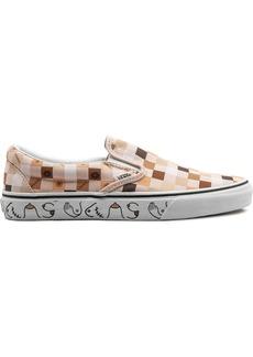 Vans Breast Cancer Awareness slip-on sneakers