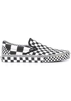 Vans classic slip-on check sneakers