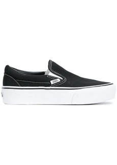 Vans classic slip-on platform sneakers