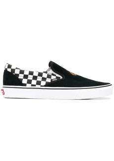 Vans classic slip-on tiger check sneakers