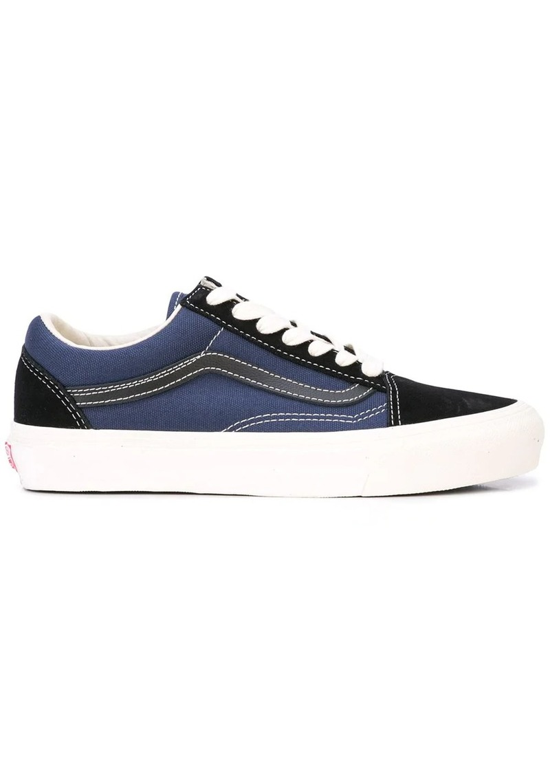 Vans colour block sneakers
