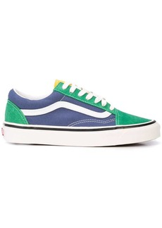 Vans colour-block sneakers