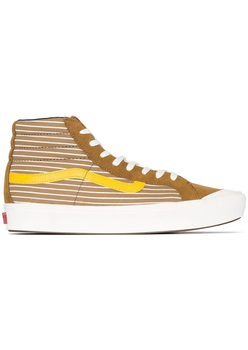 Vans Comfycush 138 high-top sneakers