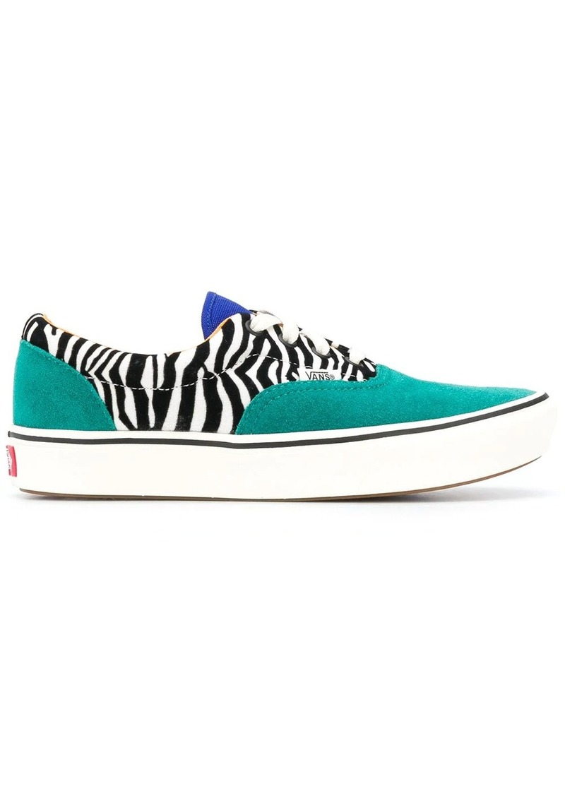 Vans ComfyCush Era low-top zebra trainers