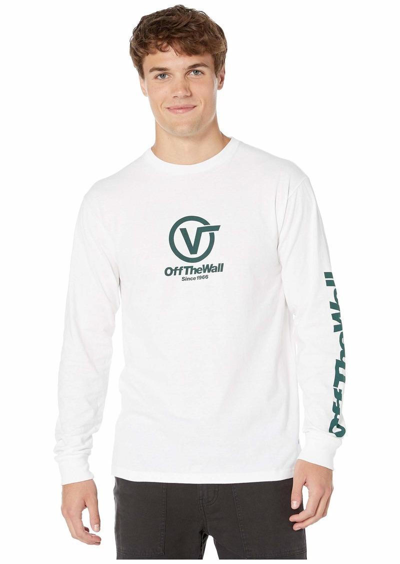 Vans Distorted Performance Long Sleeve T-Shirt