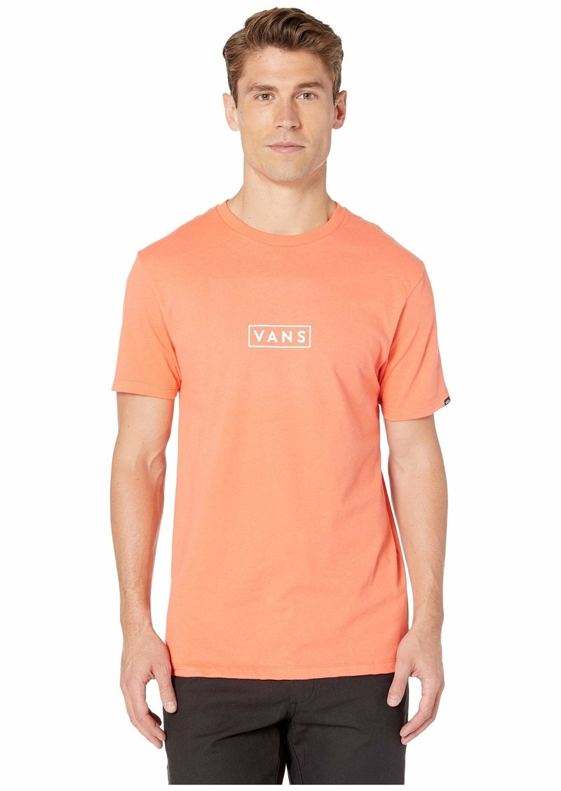 Vans Easy Box Short Sleeve T-Shirt