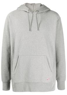 Vans embroidered-logo hoodie