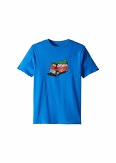 Vans Family Xmas T-Shirt (Big Kids)