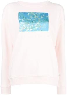 Vans x Van Gogh Museum Alombd Blossom patch sweatshirt