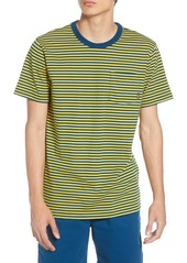 Vans Glenwood Stripe Pocket T-Shirt