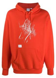Vans graphic print hoodie