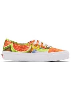 Vans Green Vault Frida Kahlo Watermelon OG Authentic Sneakers