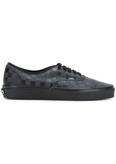 Vans High Density authentic check sneakers