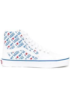 Vans high-top sneakers