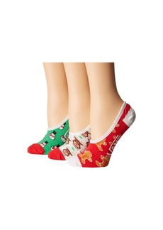 Vans Holiday Party Canoodles 3-Pair Pack