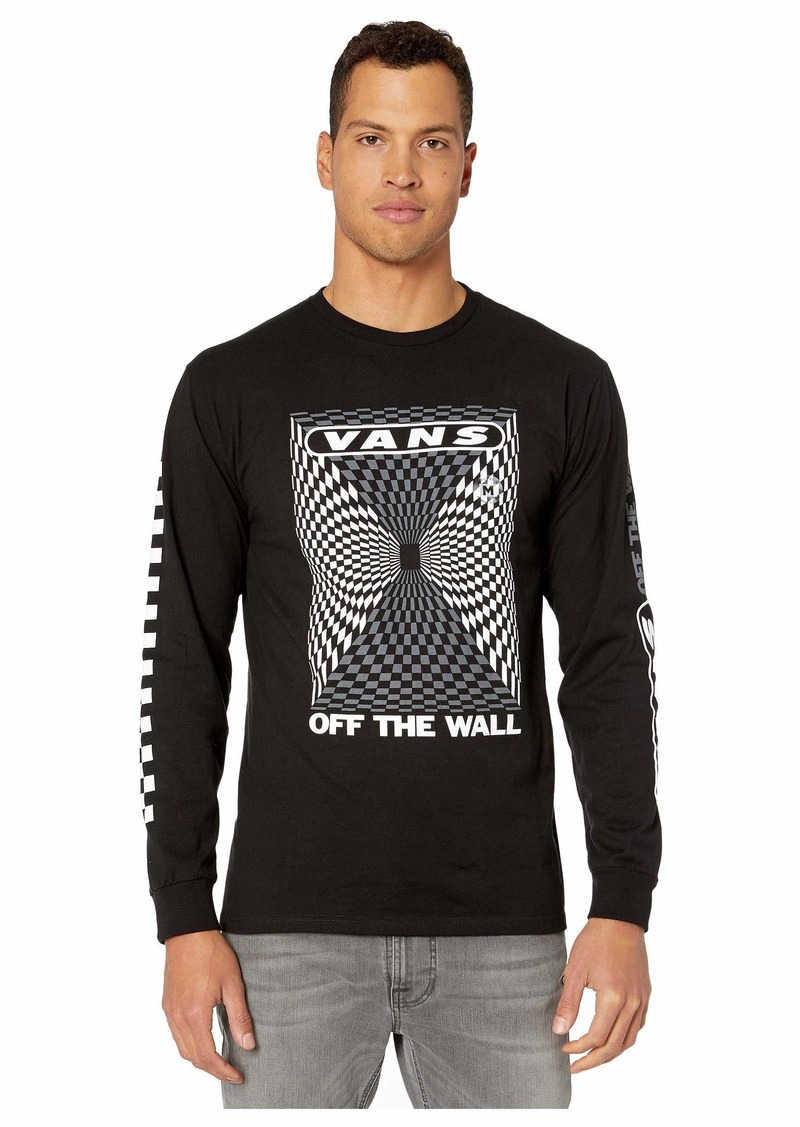 Vans Kaleidoscope Check Long Sleeve T-Shirt