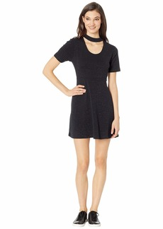 Vans Kiss Kiss Lurex Dress
