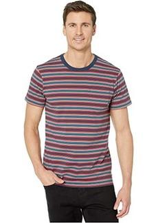 Vans Knollwood Stripe Short Sleeve Knit