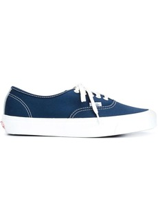 Vans lace-up canvas sneakers