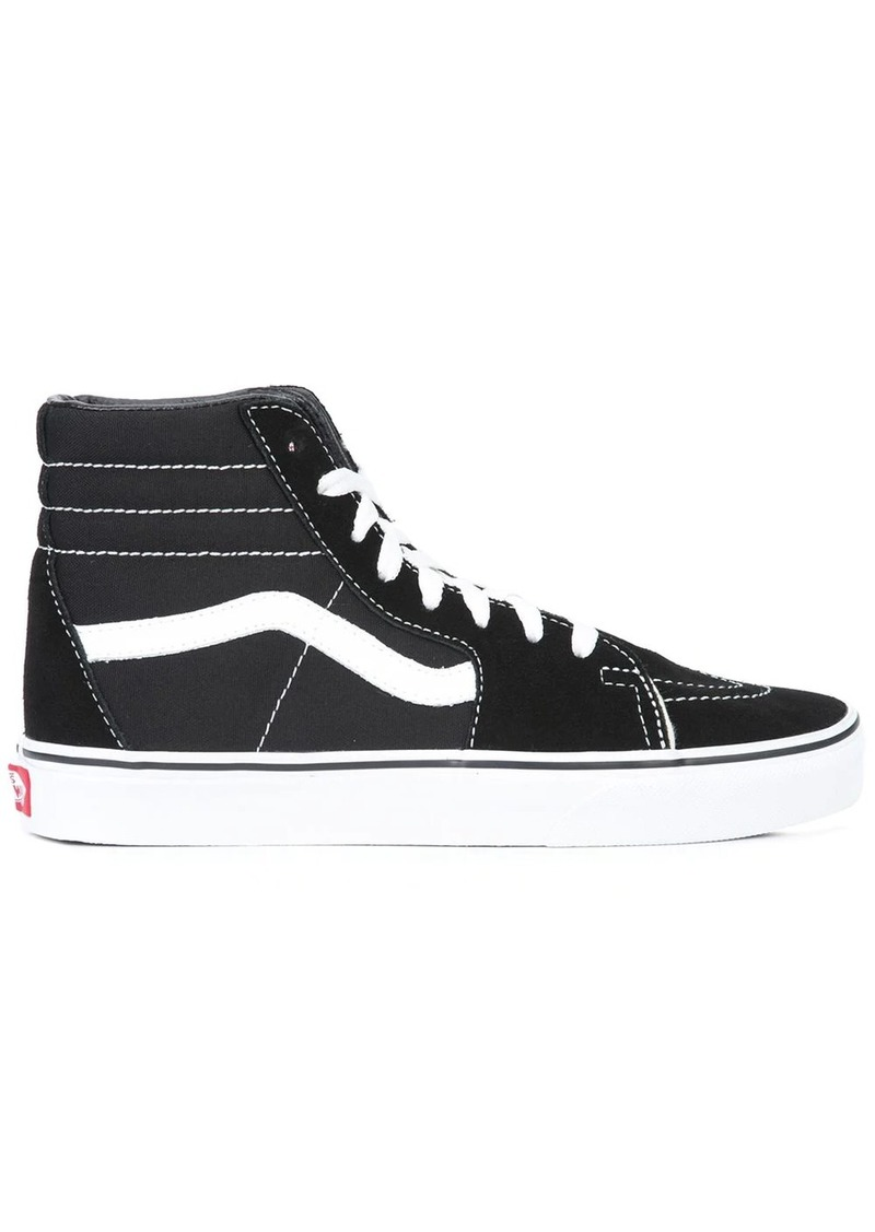 Vans lace-up hi-tops