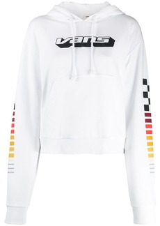 Vans logo drawstring hoodie