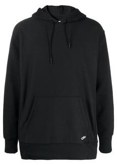 Vans long-sleeved drawstring hoodie
