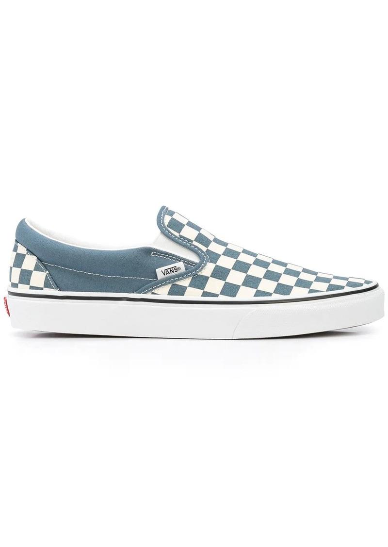 Vans low top slip on sneakers