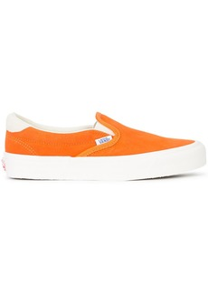 Vans low top slip-on sneakers