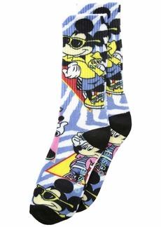Vans Mickey's 90th Crew Sock (Toddler/Little Kid/Big Kid)