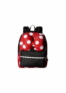 1b2b1f0e93bd Vans Mickey s 90th Minnie Realm Backpack