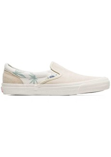 Vans Modernica palm print low-top sneakers