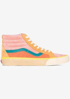 Vans Multicoloured SK8 reissue suede high top sneakers