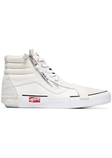 Vans nude Vault UA SK8-Hi suede high-top sneakers