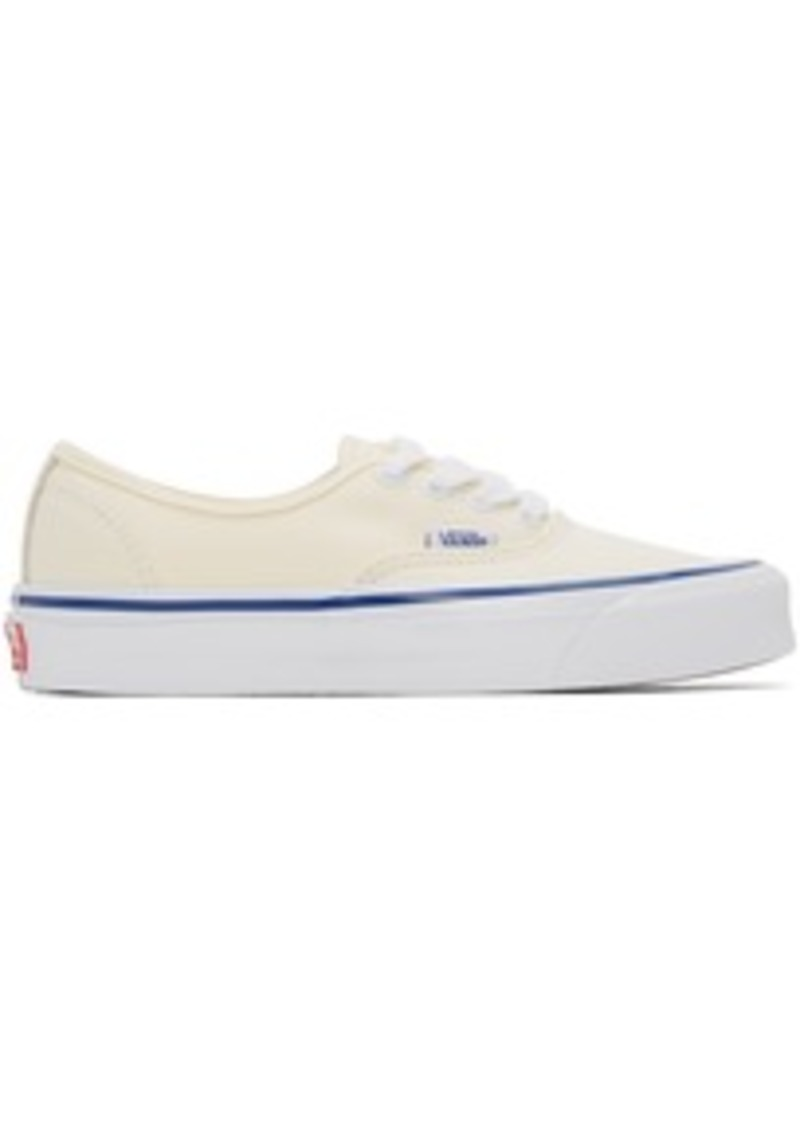 Vans Off-White OG Authentic LX Sneakers