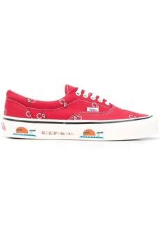 Vans OG Era LX paisley-print sneakers