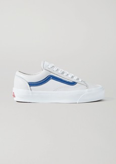 Vans Og Style 36 Lx Leather Sneakers