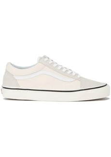 Vans Old Skool suede panelled sneakers