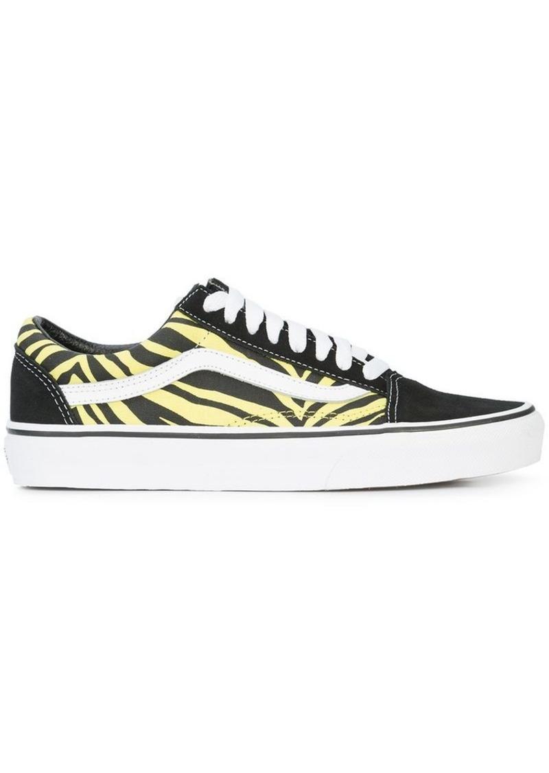 Vans Old Skool Zebra lace-up sneakers