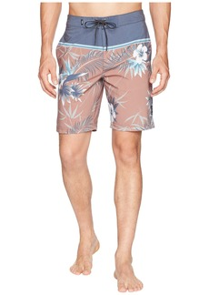 Vans Peace Out Floral Boardshorts