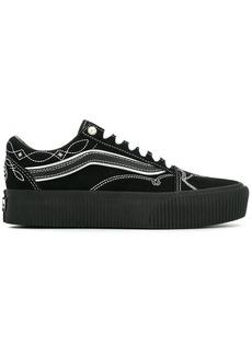 Vans Pearly Punk Old Skool platform sneakers