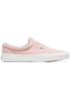 Vans pink Vault cotton low top sneakers